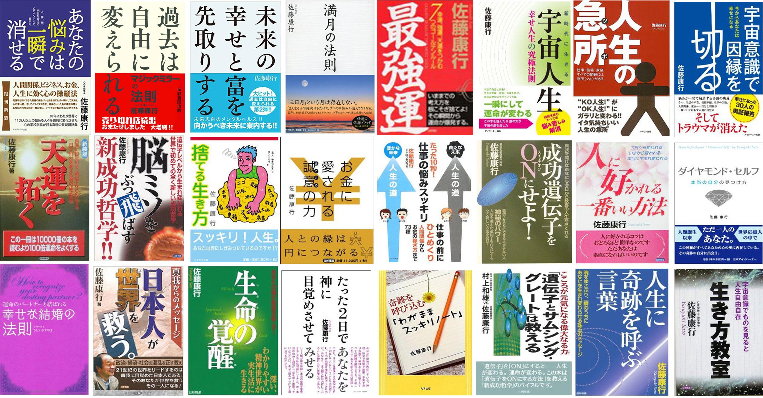 佐藤康行 書籍